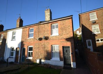 Thumbnail 2 bed end terrace house for sale in Cromwell Road, Tunbridge Wells, Kent