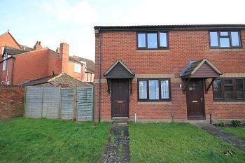 Thumbnail 2 bed end terrace house to rent in Warburton Close, Trowbridge