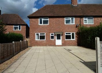 Thumbnail 5 bed semi-detached house to rent in Leicester Street, Leamington Spa, Warwickshire