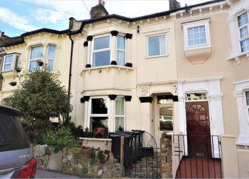Thumbnail 4 bed terraced house for sale in Stuart Road, Thornton Heath