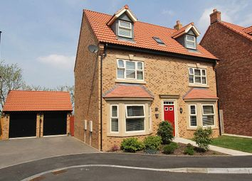 Thumbnail 5 bed detached house for sale in 57, Baker Avenue, Gringley On The Hill, Doncaster, South Yorkshire