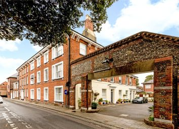 Thumbnail 2 bedroom maisonette for sale in East Row Mews, East Row, Chichester, West Sussex