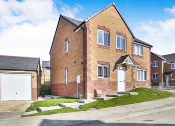Thumbnail 3 bed semi-detached house for sale in Gerard Close, New Kyo, Stanley