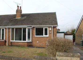 Thumbnail 2 bed semi-detached house for sale in Heathfield Lane, Boston Spa, Wetherby