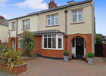 Thumbnail 4 bedroom semi-detached house for sale in Moulsham Drive, Chelmsford, Essex