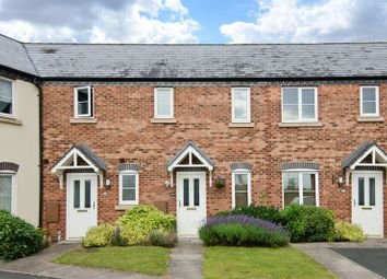 Thumbnail 2 bed flat for sale in Chesterfield Road, Darwin Park, Lichfield