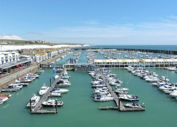 Thumbnail 4 bed flat for sale in The Boardwalk, Brighton Marina Village, Brighton