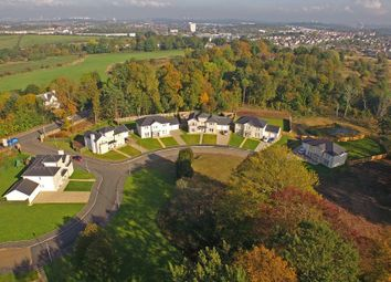 Thumbnail 2 bed flat for sale in Montfort Park, Barrhead, Glasgow