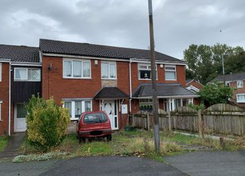 3 bed terraced house for sale in Catisfield Crescent, Pendeford, Wolverhampton WV8