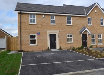 Thumbnail 3 bed town house to rent in Mornington Court, Lisburn