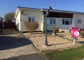 Thumbnail 2 bed bungalow for sale in Tower Close, Pevensey Bay