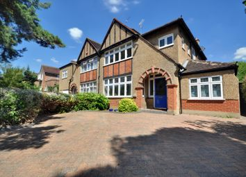 Thumbnail 3 bed semi-detached house to rent in Grimsdyke Road, Hatch End, Middlesex