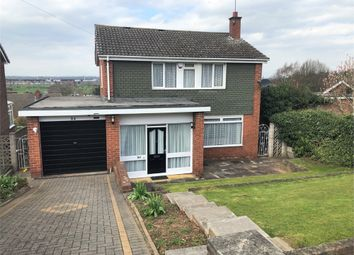 Thumbnail 3 bed detached house for sale in Dalebrook Road, Winshill, Burton-On-Trent, Staffordshire