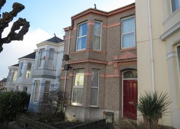 Thumbnail 1 bed flat to rent in Greenbank Avenue, Lipson, Plymouth