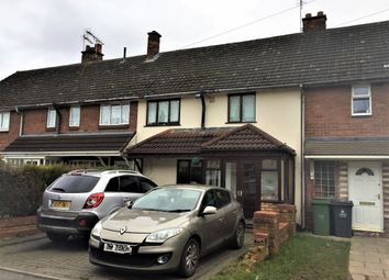Thumbnail 3 bed terraced house to rent in Evesham Crescent, Walsall