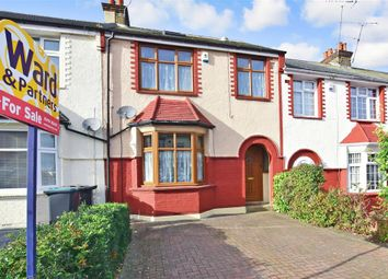 Thumbnail 4 bed terraced house for sale in Milroy Avenue, Northfleet, Gravesend, Kent