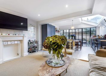 Thumbnail 3 bed flat for sale in Acfold Road, London