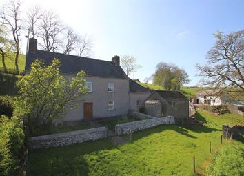 Thumbnail 4 bed detached house for sale in Llywel, Brecon