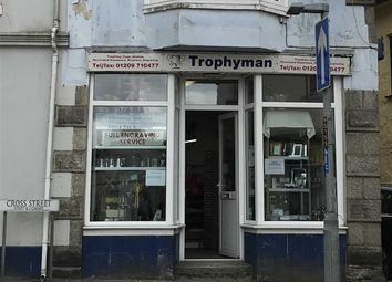 Thumbnail Retail premises to let in 5, Cross Street, Camborne, Cornwall