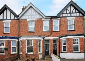 Thumbnail 2 bed terraced house for sale in Florence Road, Parkstone, Poole