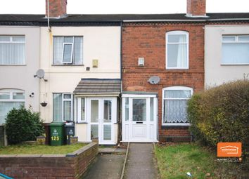 Thumbnail 3 bedroom terraced house to rent in Well Lane, Bloxwich, Walsall