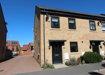 Thumbnail 2 bed end terrace house to rent in Hilder Street, Leybourne, West Malling