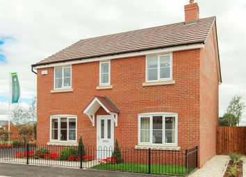 Thumbnail 4 bed detached house to rent in Lavender Drive, Witham St. Hughs, Lincoln