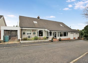 Thumbnail 4 bed bungalow for sale in Bonkle Gardens, Wishaw