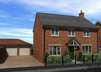 Thumbnail 4 bed detached house for sale in Irvine Gardens, St. Martins, Oswestry, Shropshire