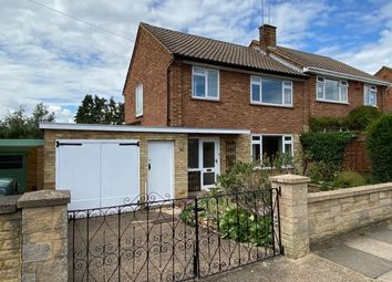 Thumbnail 3 bed semi-detached house for sale in Ennerdale Road, Spinney Hill, Northampton