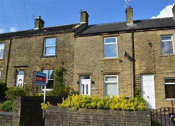 Thumbnail 2 bed terraced house to rent in The Poplars, Village Street, Norwood Green, Halifax