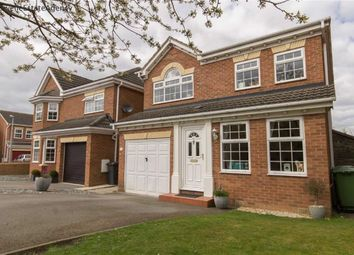 Thumbnail 4 bed property for sale in Pastures Court, Messingham, Scunthorpe