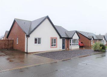 Thumbnail 3 bed detached bungalow for sale in Oak Avenue, Longtown, Carlisle