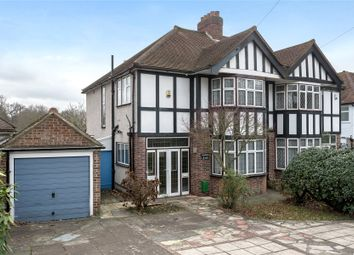 Thumbnail 3 bed semi-detached house for sale in Hastings Road, Bromley