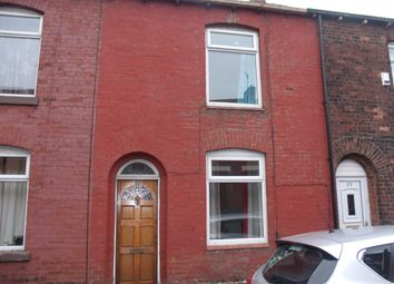 Thumbnail 2 bed terraced house to rent in Oxford Street, Shaw, Oldham