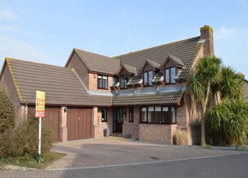 Thumbnail 4 bed detached house for sale in Wheatfield Drive, Wick-St-Lawrence, Weston-Super-Mare