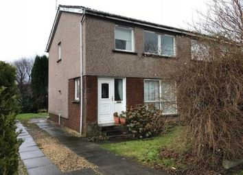 Thumbnail 3 bed semi-detached house for sale in Kintyre Crescent, Newton Mearns, Glasgow, East Renfrewshire