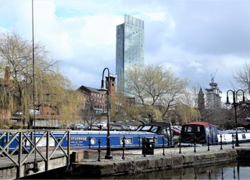 Thumbnail 4 bed flat for sale in Beetham Tower, Manchester