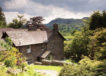 Thumbnail 4 bedroom cottage for sale in Eller Close House, Grasmere, Cumbria
