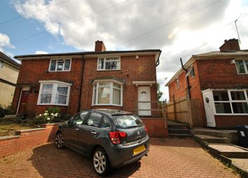 Thumbnail 3 bedroom semi-detached house for sale in Uffculme Road, Stirchley, Birmingham