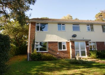 Thumbnail 2 bed flat for sale in Warland Way, Corfe Mullen, Wimborne