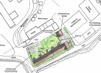 Thumbnail Land for sale in Binweston Lane, Binweston, Shrewsbury