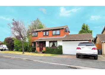 Thumbnail 3 bed detached house for sale in Wyvern Gardens, Dore, Sheffield