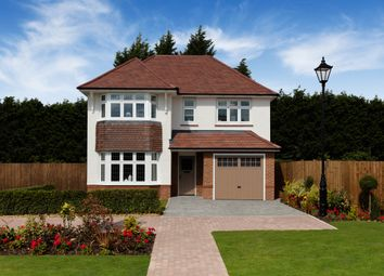 Thumbnail 4 bed detached house for sale in Liverpool Road South, Burscough