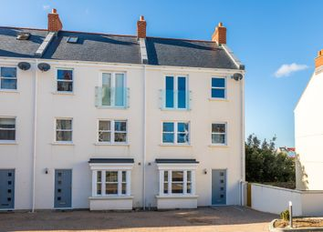 Thumbnail 3 bed town house for sale in Hauteville, St. Peter Port, Guernsey