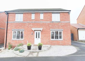 Thumbnail 4 bed detached house for sale in Osprey Way, Hartlepool
