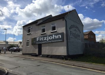 Thumbnail Office for sale in 136–138 Furlong Lane, Middleport, Stoke-On-Trent, Staffordshire