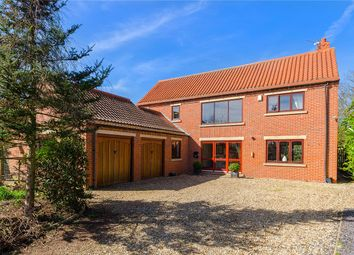 Thumbnail 4 bed detached house for sale in Grays Court, Farndon, Newark