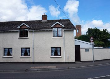 Thumbnail 3 bed semi-detached house for sale in North Street, Taunton