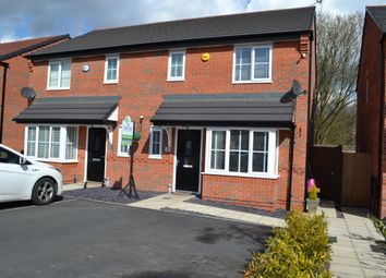 Thumbnail 3 bed semi-detached house for sale in Mulvanney Crescent, St. Helens